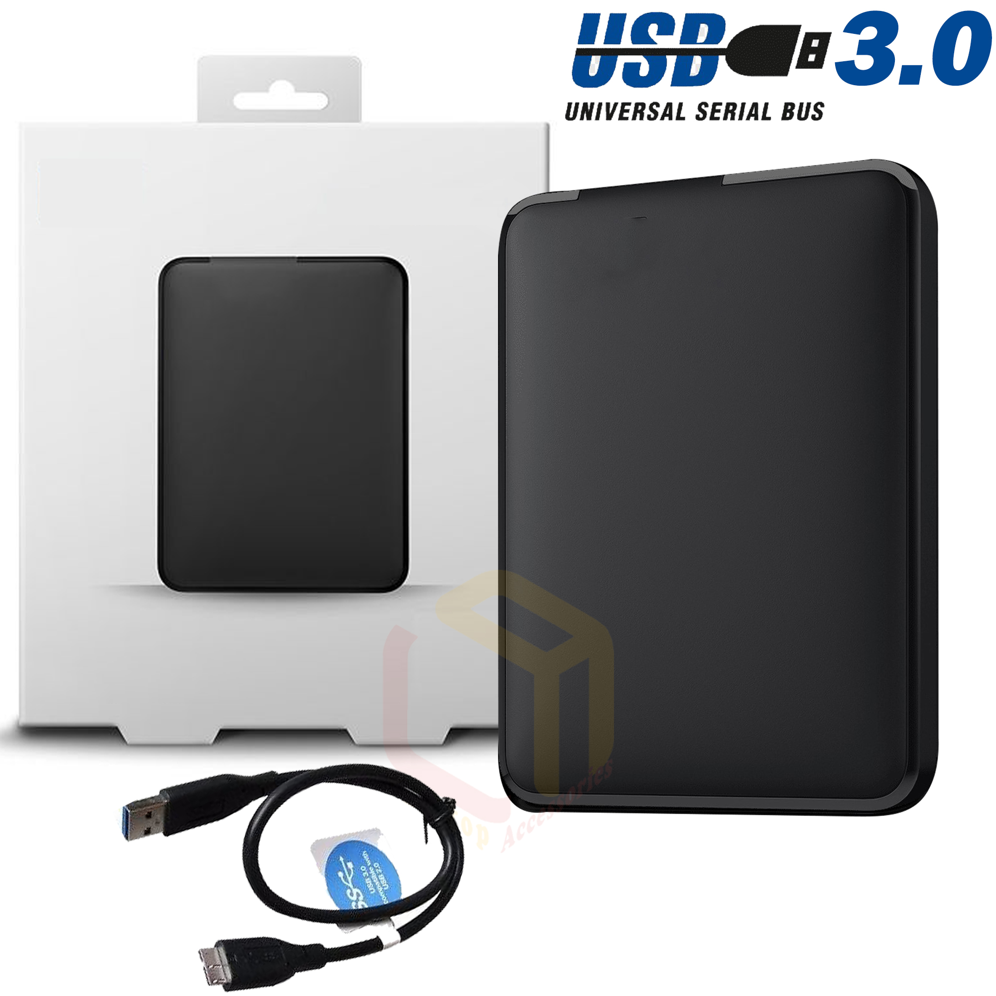 Usb 3.0 Sata External 2.5 Inch Hdd Hard Drive Enclosure Hdd Case Ssd Case For Pc Laptop