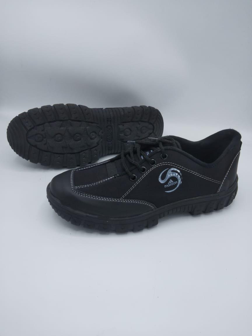 Black Running Shoes For Men