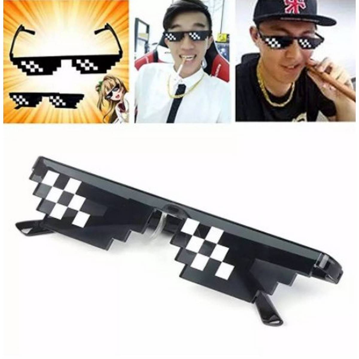 Thug Life Sunglasses for Women and men latest addition