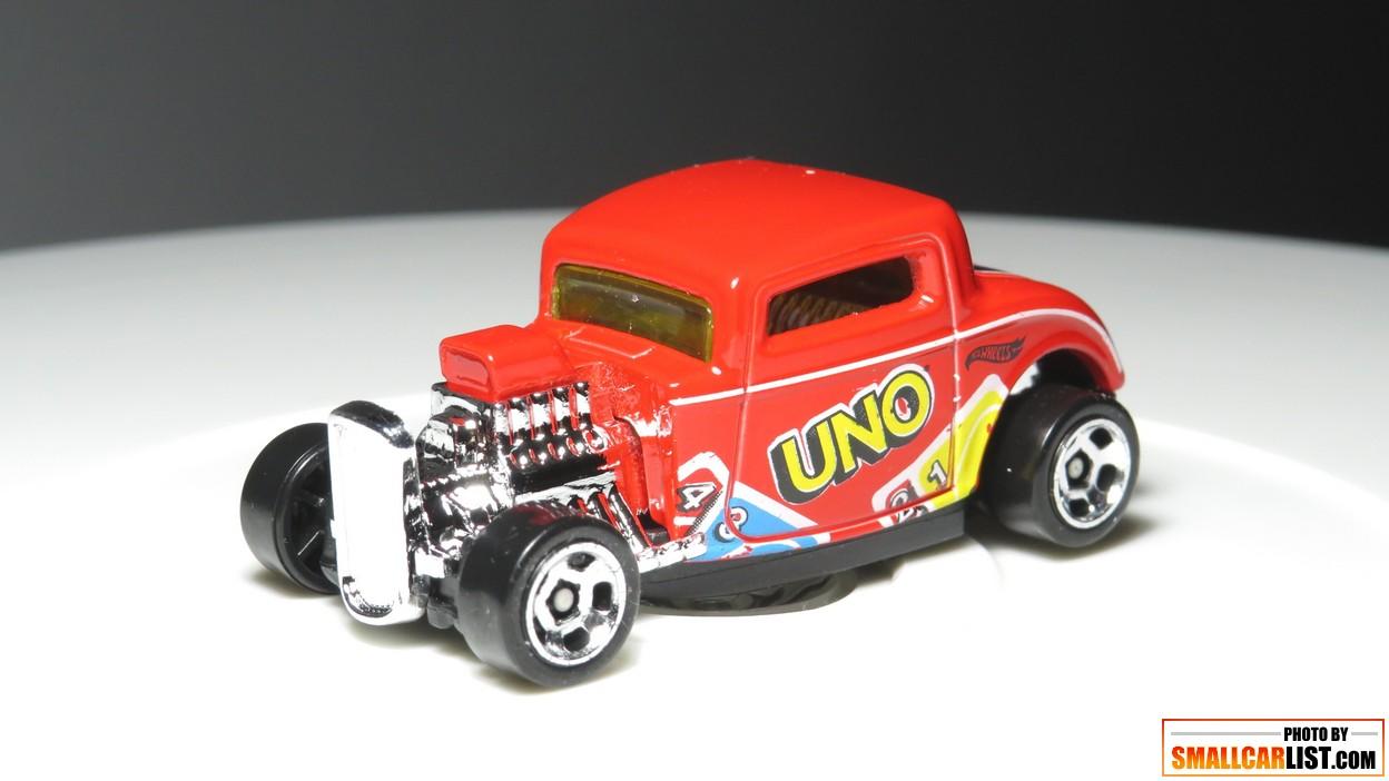 Hot Wheels 32 Ford Diecast Model