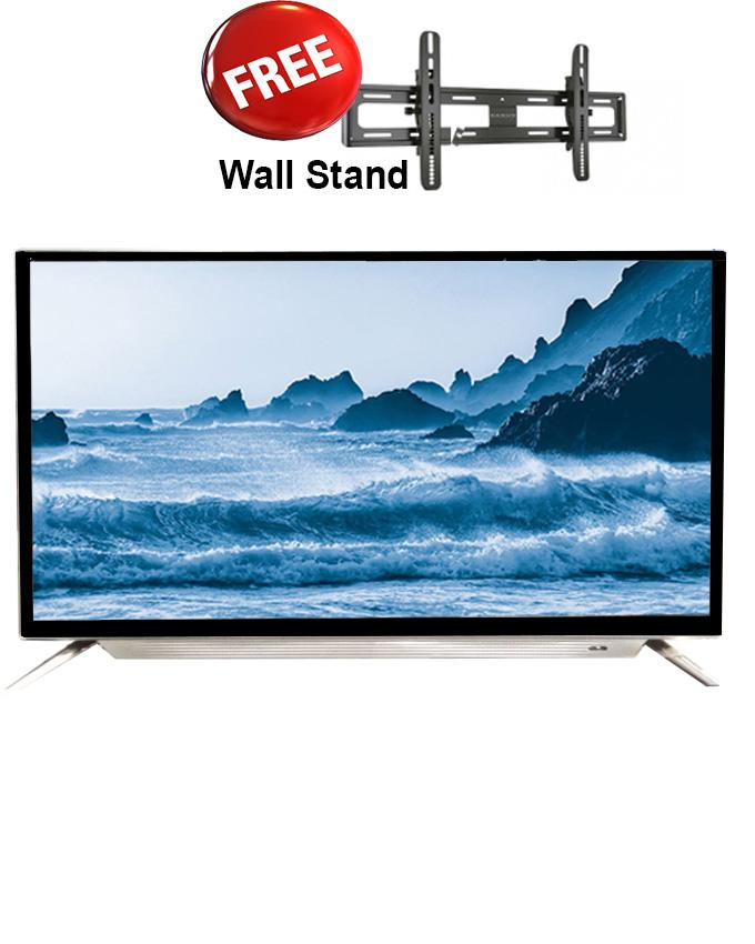 Samsung 32 inch LED TV With Free Wall Stand- Double Mirror Protector- No breakable