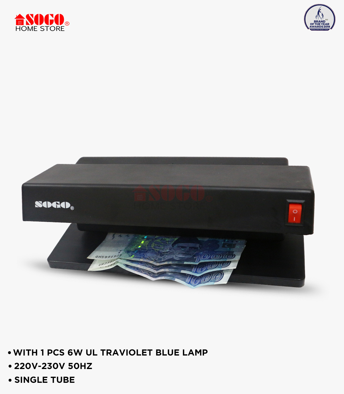 Sogo Currency Checker (jpn-007)
