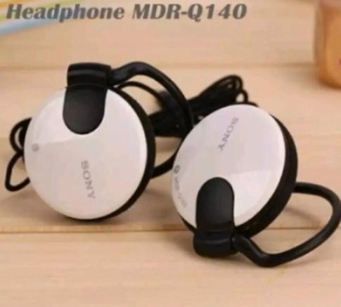 Woofer Handsfree Earphones Q-140 Sterro Handfree Headset For All Kind Of Mobiles Phones