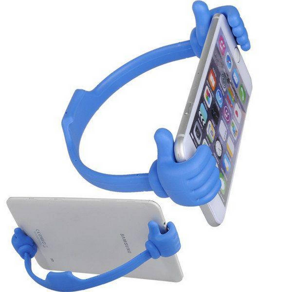 Thumb Design Mobile OK Stand Holder Universal For All Mobile Phones and Tablets