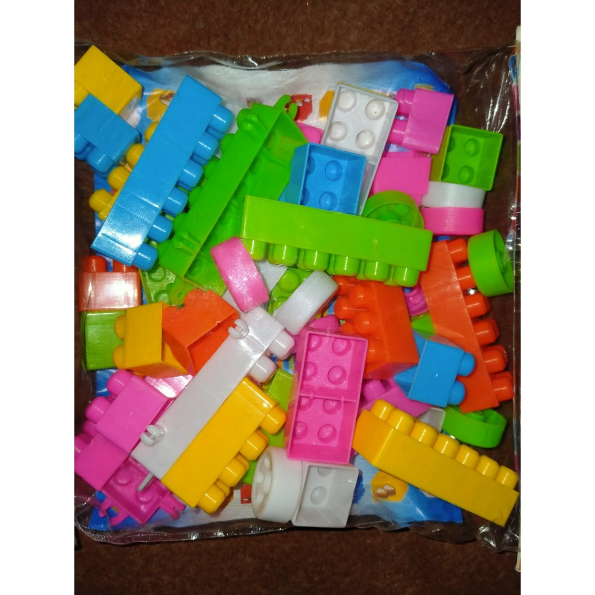 51 Pieces Building Blocks - Toys for Kids (Boys & Girls)