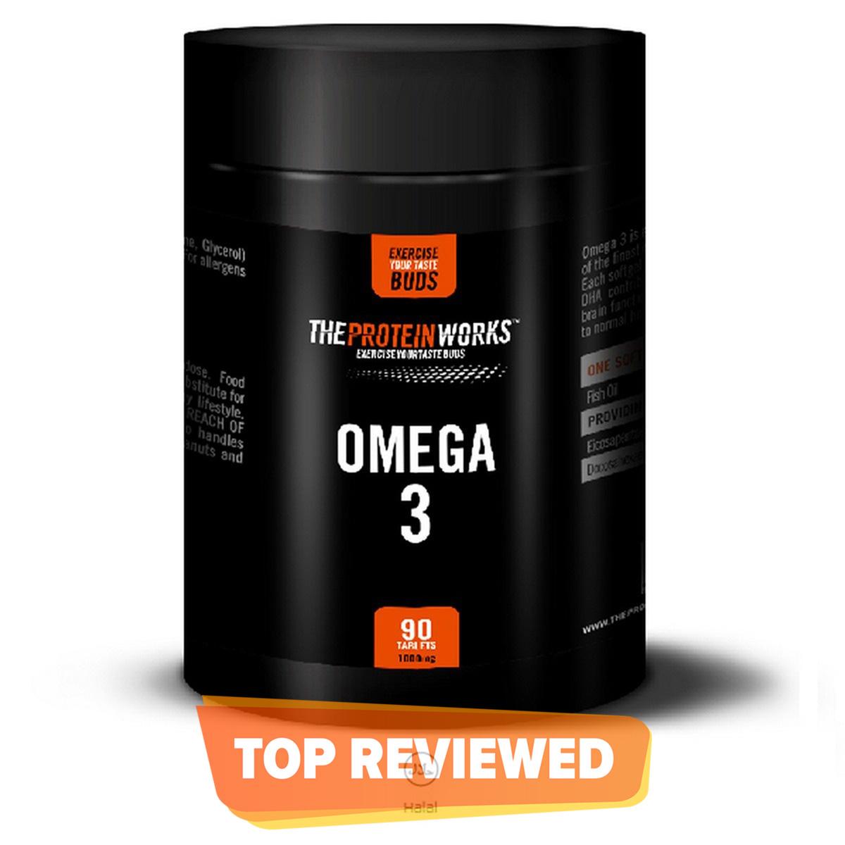 Omega Three Fish Oil 90 Caps