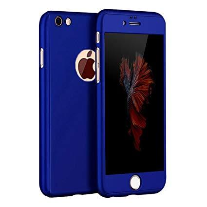 a62ff73a2 iPhone SE 360 Degree Full Body Mobile Cover or Back Cover with Free Glass  Protector