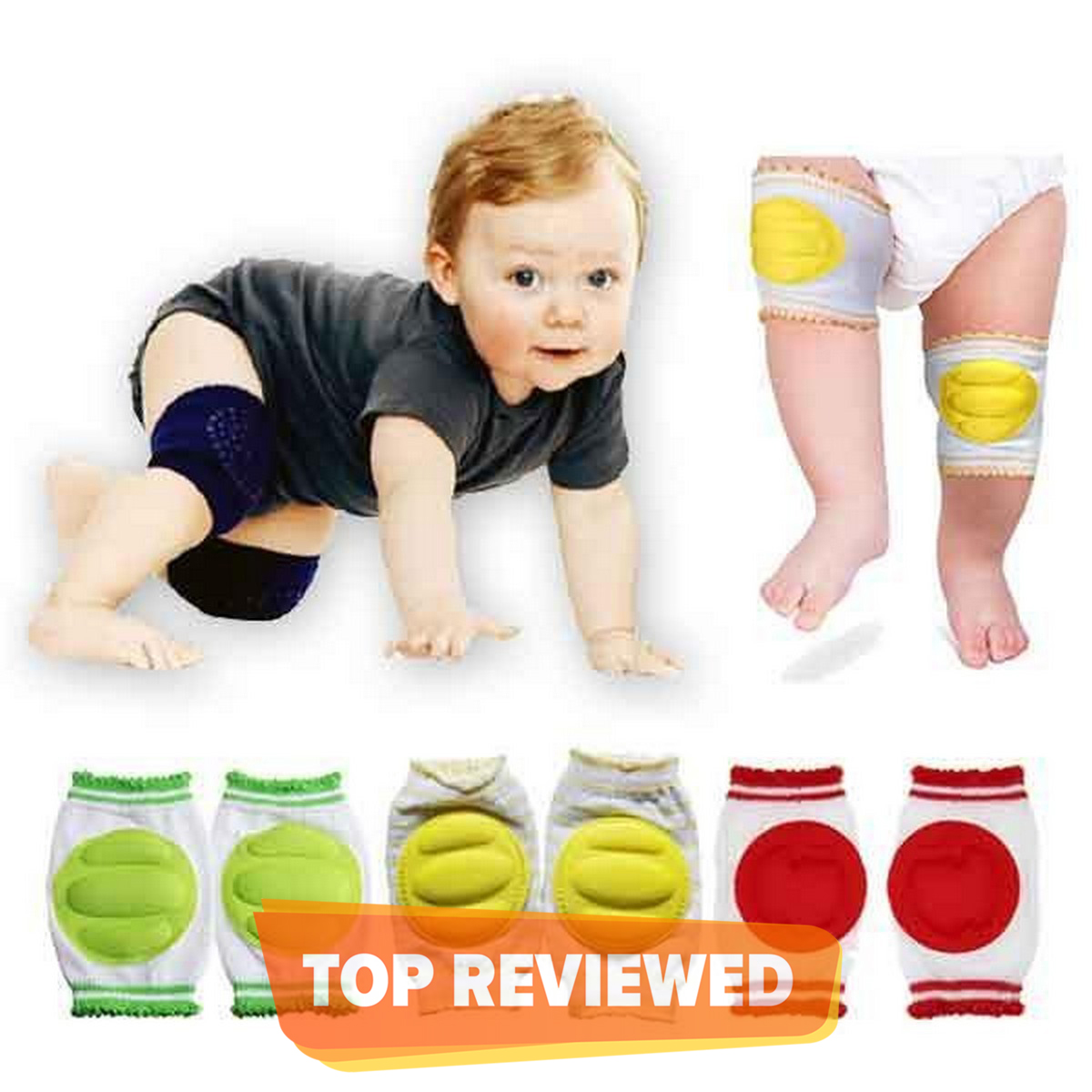 Knee Pads For Babies Elbow Cushion Infants Toddlers