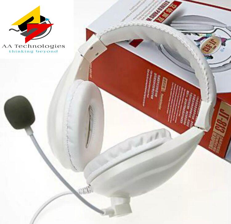 JiTENG - JT-813X - Computer Headphones - Wired Headset - PC / Laptops