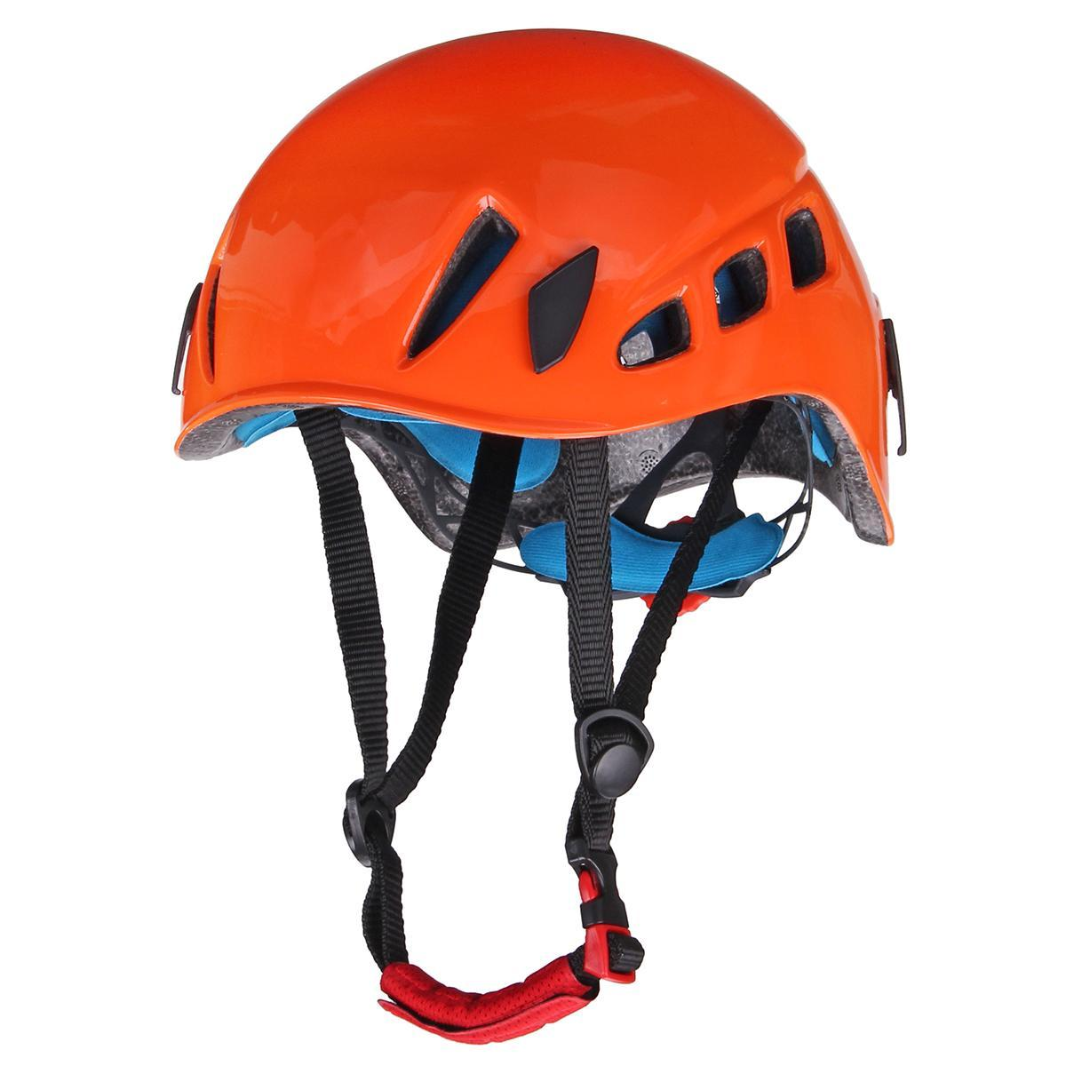 Working at Height Safety Helmet Rock Climbing Scaffolding Rescue Hat White