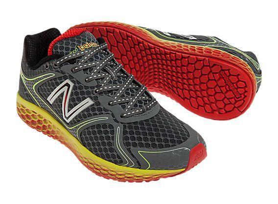 Mens Shoes New Balance Fresh Foam 980 Dark Heather GreyRedYellow 100% Satisfaction Guarantee,authentic quality