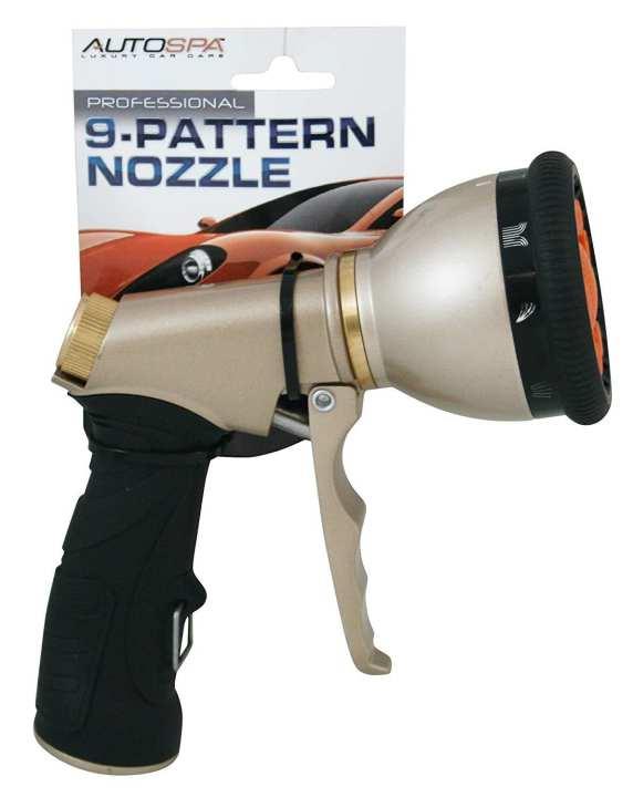 9 Pattern Nozzle