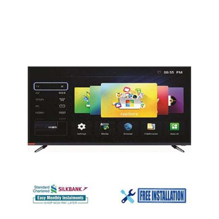 Changhong Ruba LED32F5800i - Smart HD LED TV - 32'' - Black