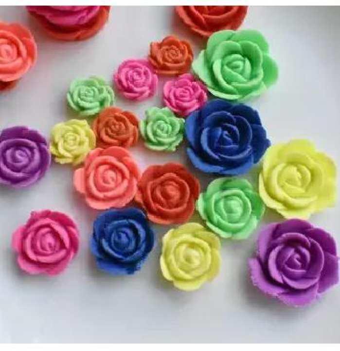 Pack Of 50 - Hydrogel Growing Flowers