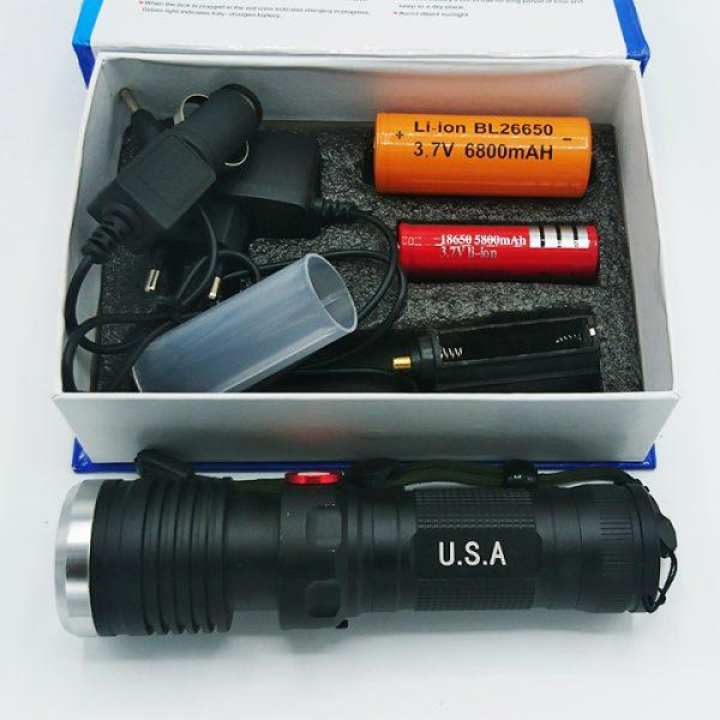 LED CREE Tactical Torch-Light