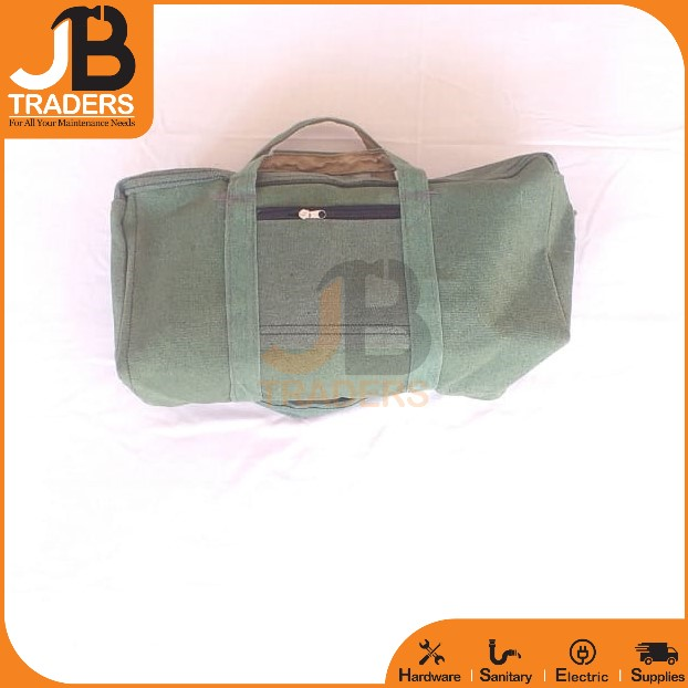 Portable Multi-function Canvas Bag 12 Inch to 40 Inch Waterproof Storage Bag Hand Tool Bag Toolkit Case Tools Bag / tarpal