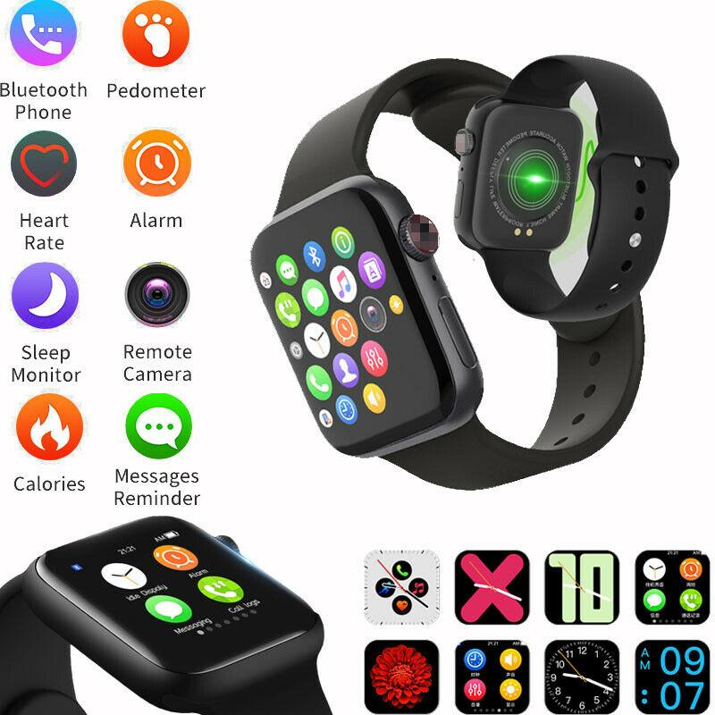 Advanced Version Fitness Bluetooth Smart Watch Digital Wrist Sports Watch For Android Samsung Nokia Hauwei and Mi Phones
