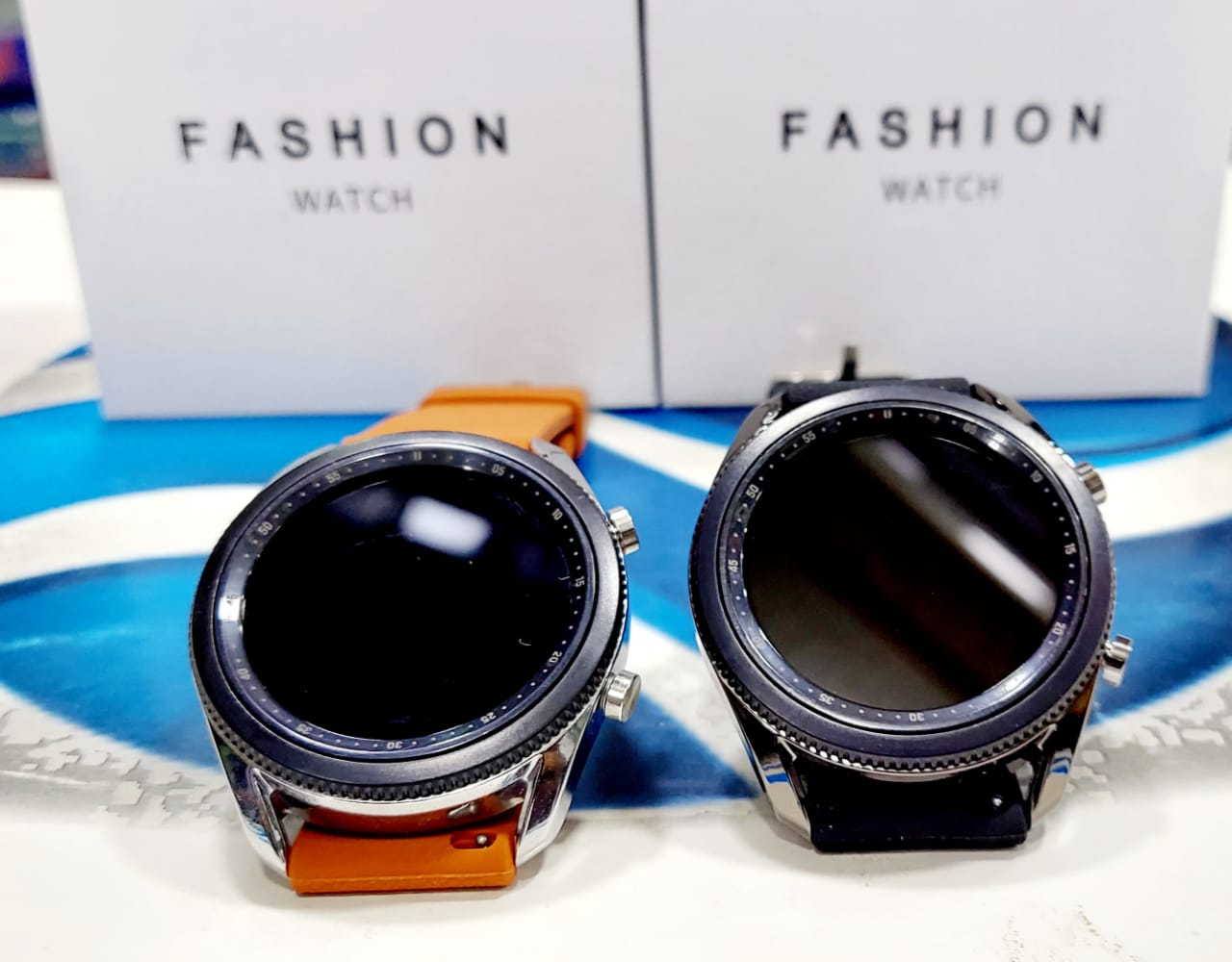 F5 Smart Watch Round Shape / Custom Watch Face / Bluetooth Call / 20mm  Fashion Smart Watch: Buy Online at Best Prices in Pakistan   Daraz.pk