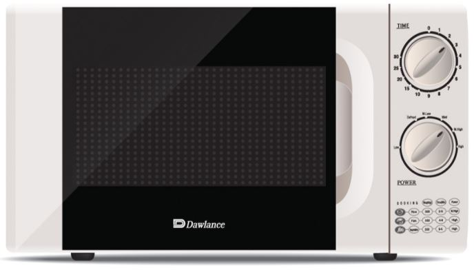 Dawlance 20 Liters Solo Microwave Oven DW MD-4N Heating Series