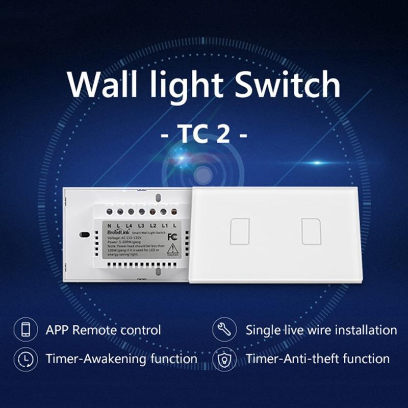Smartphone WiFi IR RF Remote Intelligent Control Switch Home Automation Hot  Sale For IOS Android