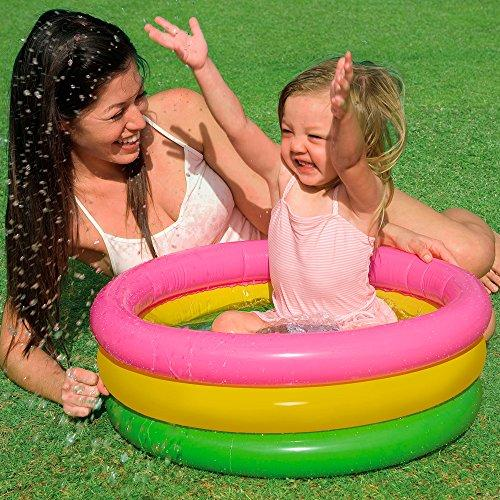Intex 3 Ring Small Size Inflatable Baby Pool Swimming Pool Buy Online At Best Prices In Pakistan Daraz Pk