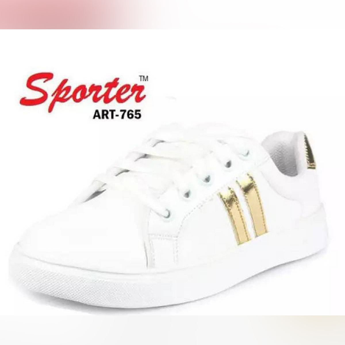 fashion casual wear sneakers for girls
