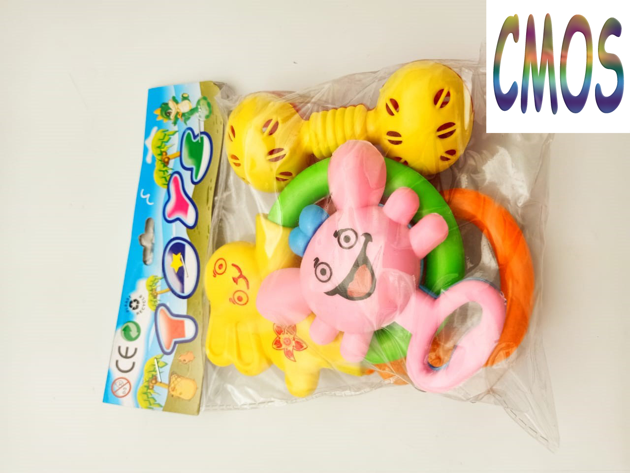 Baby Rattle Toys For New Born Baby Chunchuna by CMOS