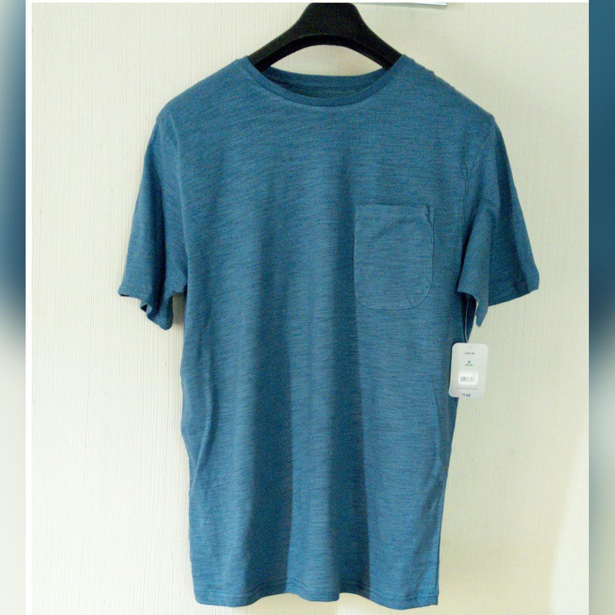 Side Pocket Export Quality  Round Neck Tshirt for Men
