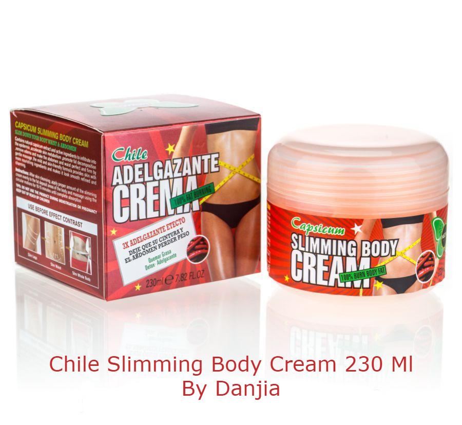 Original Capsicum Danjia Fat Burning Body Slimming Body Cream 220 ml