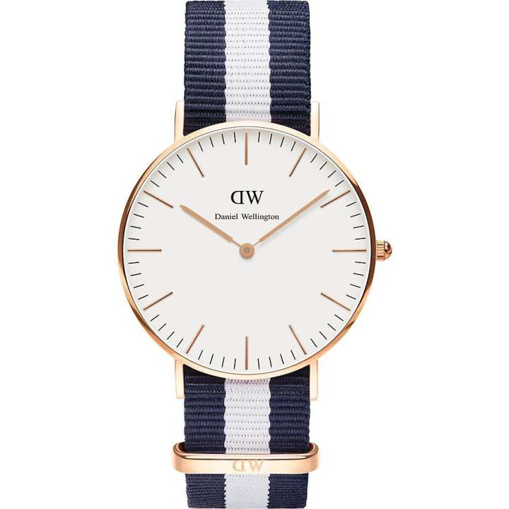 Women 0103 Classic Cambridge Watch with Multicolor Band