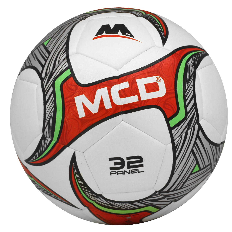 MCD Soccer, Football, Official Match Ball, Match Professional Ball, Hybrid Soccer ball, Official Size 5 & Weight, Adults Soccer Futsal Professional Club Team Indoor Outdoor Play Water Proof STARPRO Hybrid Football
