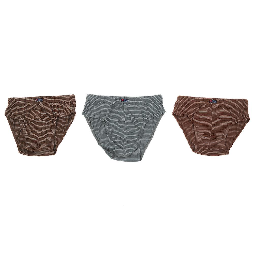 Pack of 3 Mens Underwear