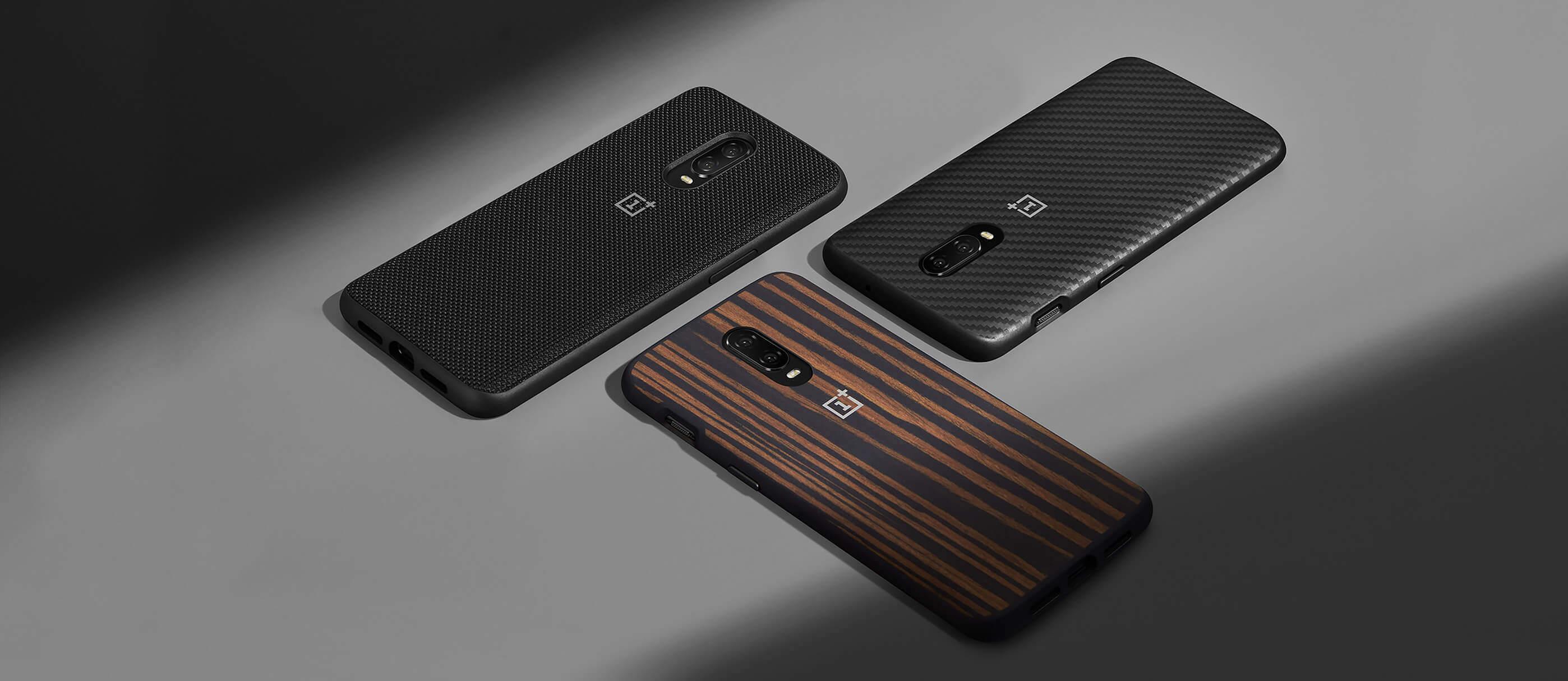 new concept ab3e3 89ce8 OnePlus 6T Karbon Bumper Case - Official