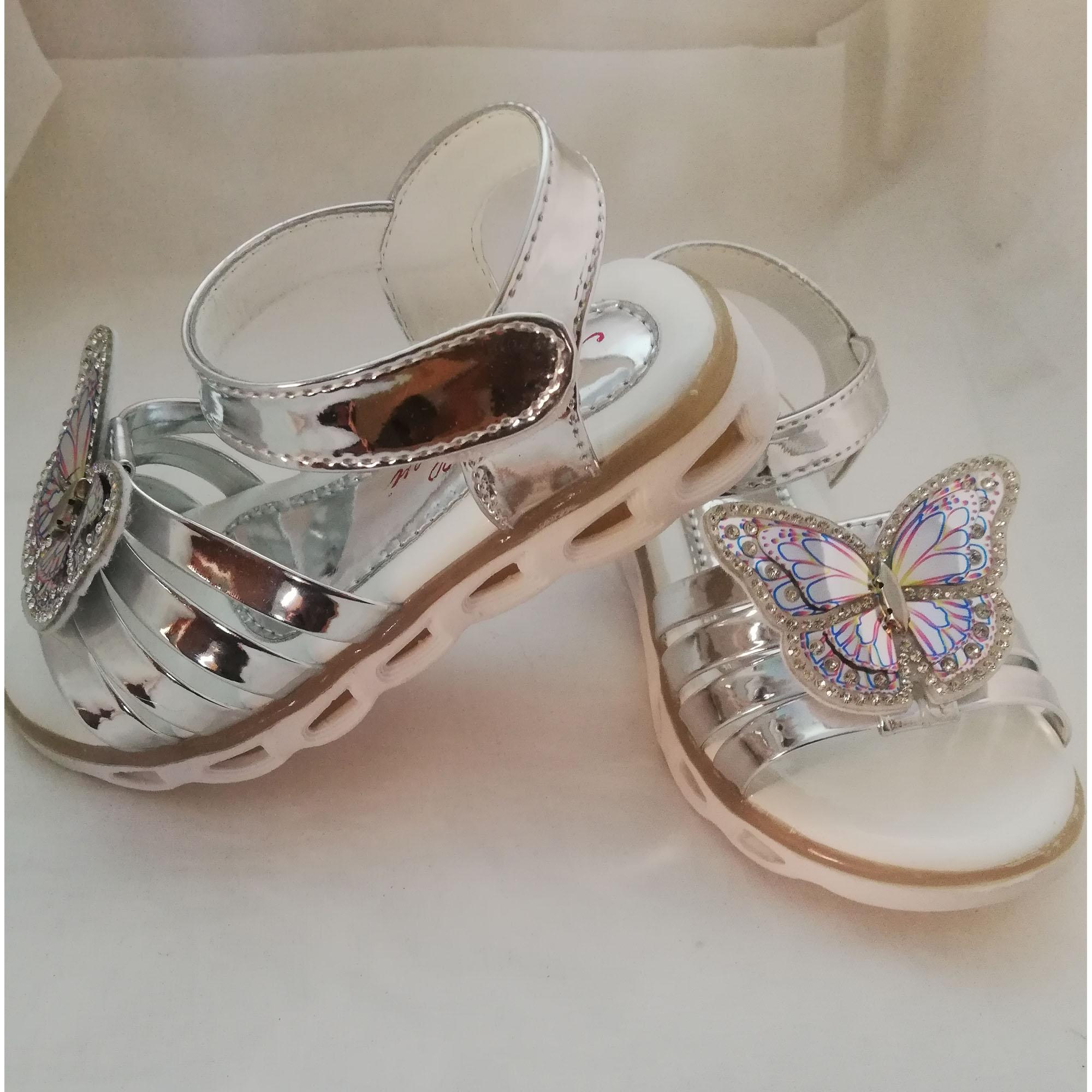 Imported Baby girl fancy Sandal shoes