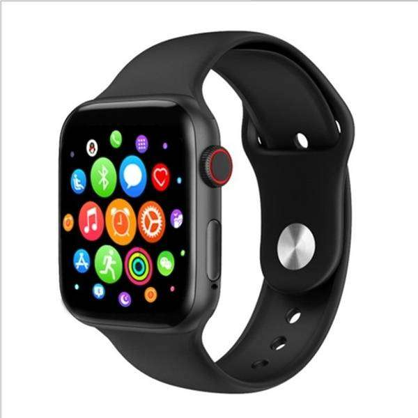 Advanced Version Bluetooth Digital Wrist Sports Smart Watch IP65 Waterproof Bracelet Mobile Notification Support With Mobile App Connectivity Fitness Tracker & BP Monitor Step Counter 1.54 Inch TFT Screen With Digital & Smart Display