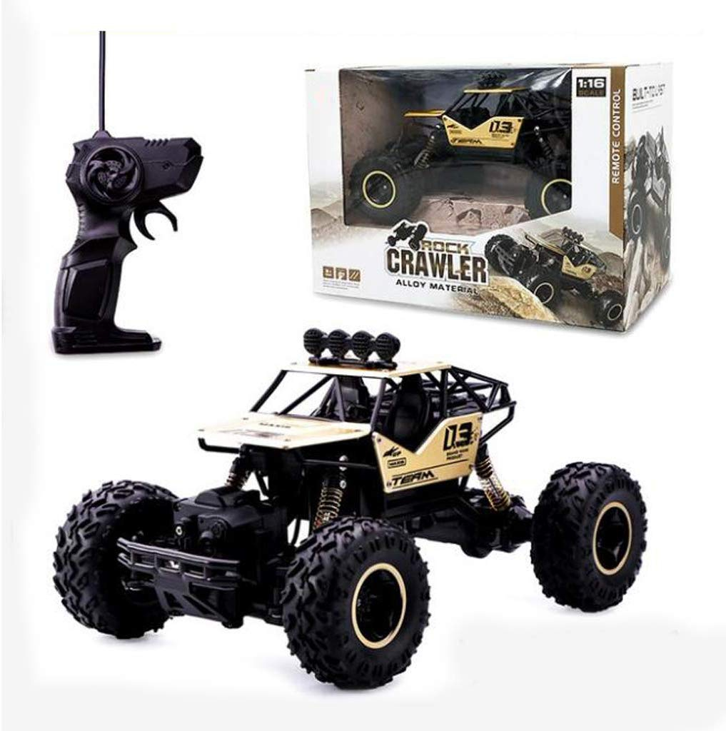 Remote Control Electric RC 2.4GHz 4WD High Speed Racing Car Off Road Truck