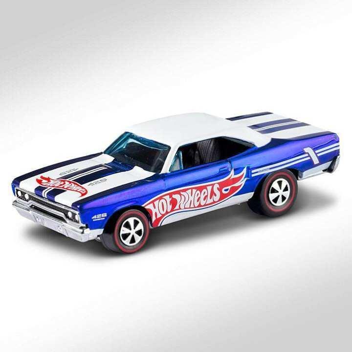 Hot Wheel Metal Racing Toy Car Texas Drive