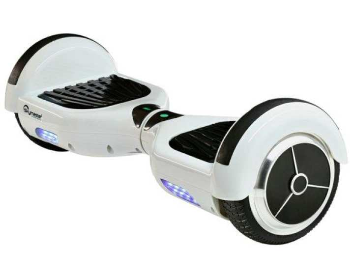 Hover H1 Electric Self Balancing Hoverboard with LED Lights and App Connectivity