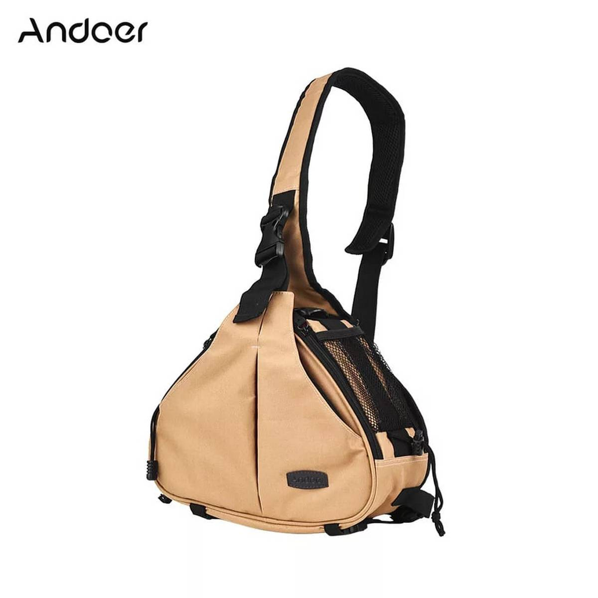 Outdoor Small DSLR Digital Camera Video Backpack Water-resistant Multi-functional Breathable Camera Bags