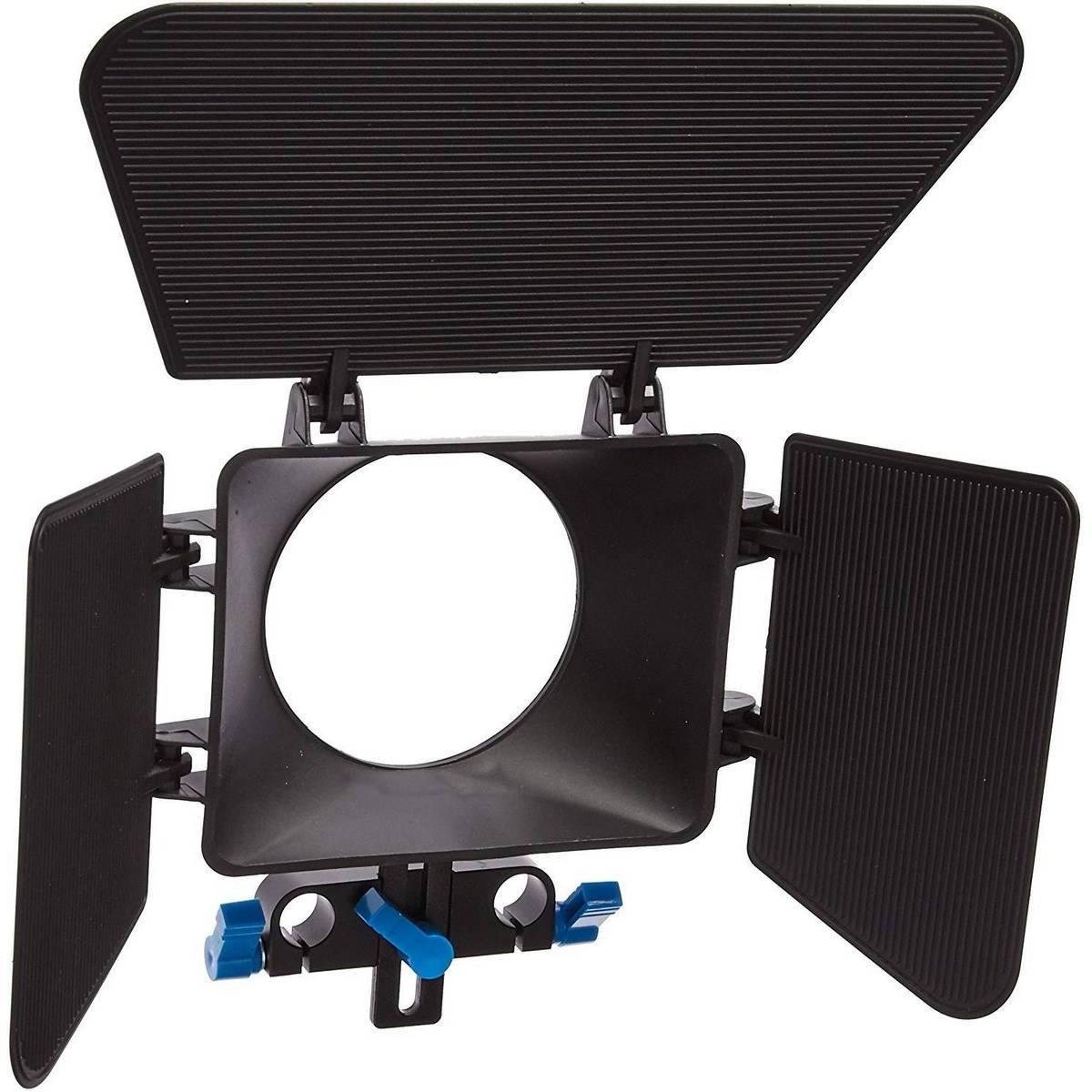 Digital Matte Box M1 15 mm Rail Rod Support M1 for DSLR Camera