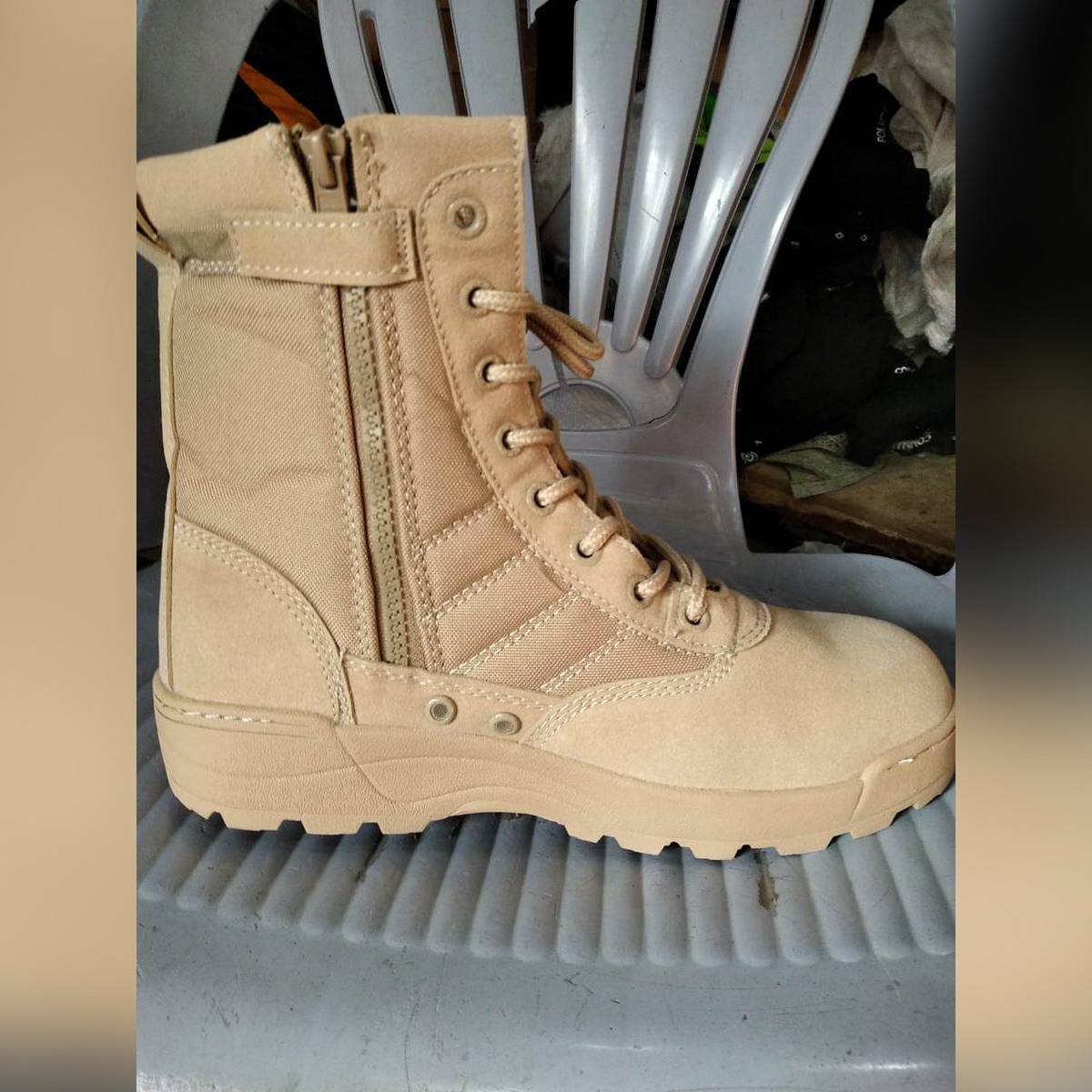 SWAT Hiking Boots