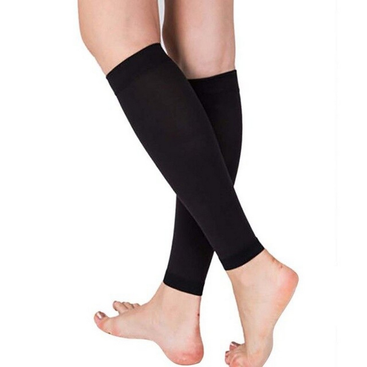 Pair of Summer Protection Legs Sleeves for Football and Hockey Protects from Sunburn