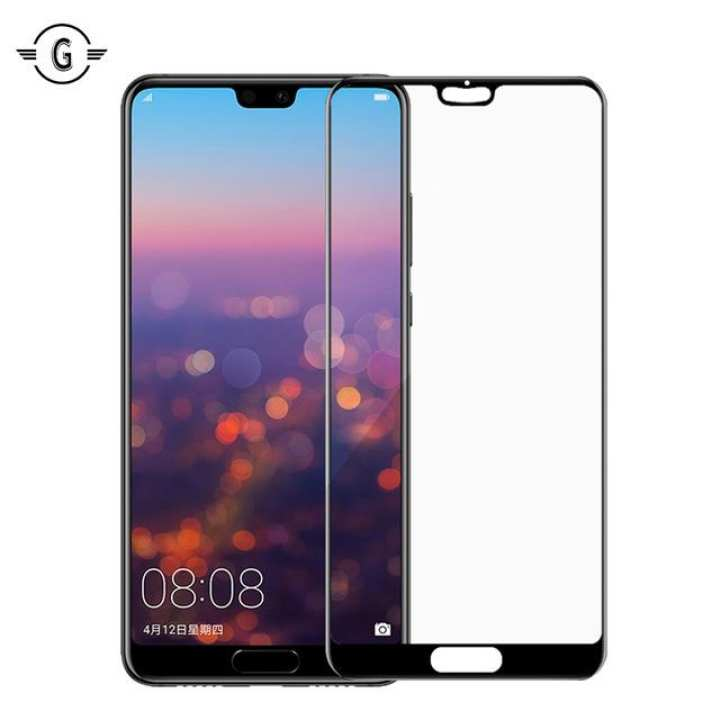 Huawei P20 Lite Protective Tempered Glass - Screen Protector