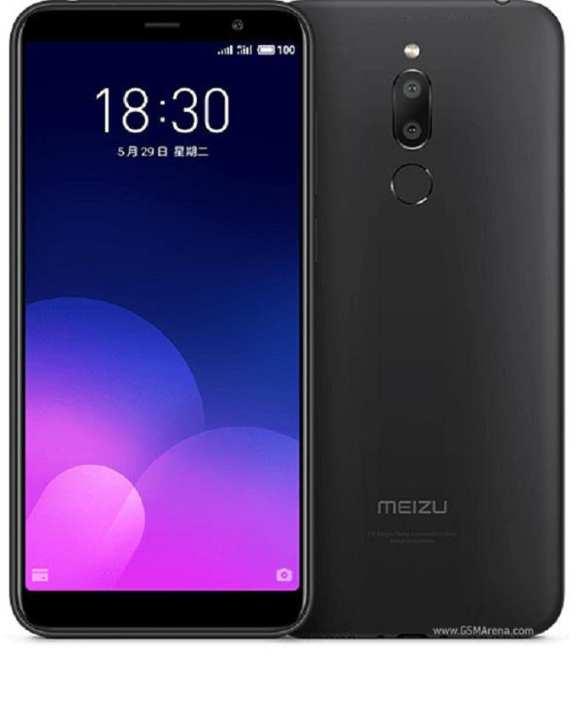 "Meizu M6T 5.7"" 32GB ROM 3 GB RAM Dual Sim FingerPrint Black"