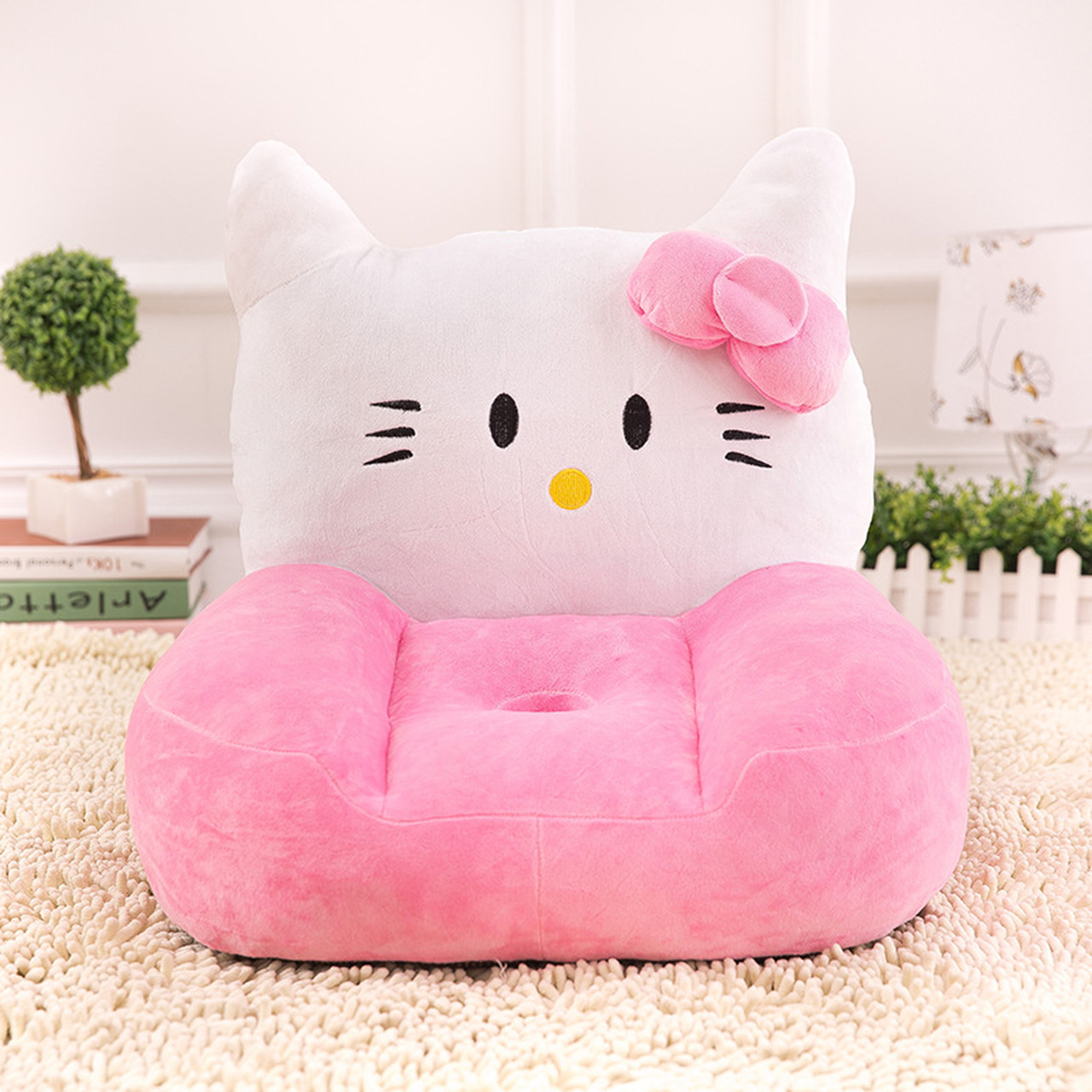 New Amazing Baby Kids Children Seats Sofa Bean Bag Baby Kids Children Plush Toys With PP Cotton Filling Material
