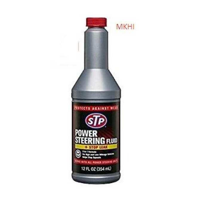 STP Power stearing Oil
