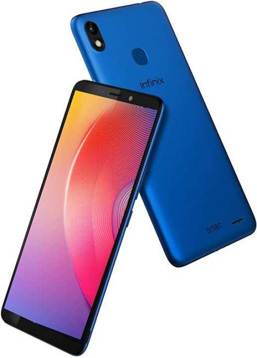 INFINIX SMART 2 Mobile Phone HD-6.0-Full-HD-PLUS-DISPLAY-DUAL-SIM-BLUE