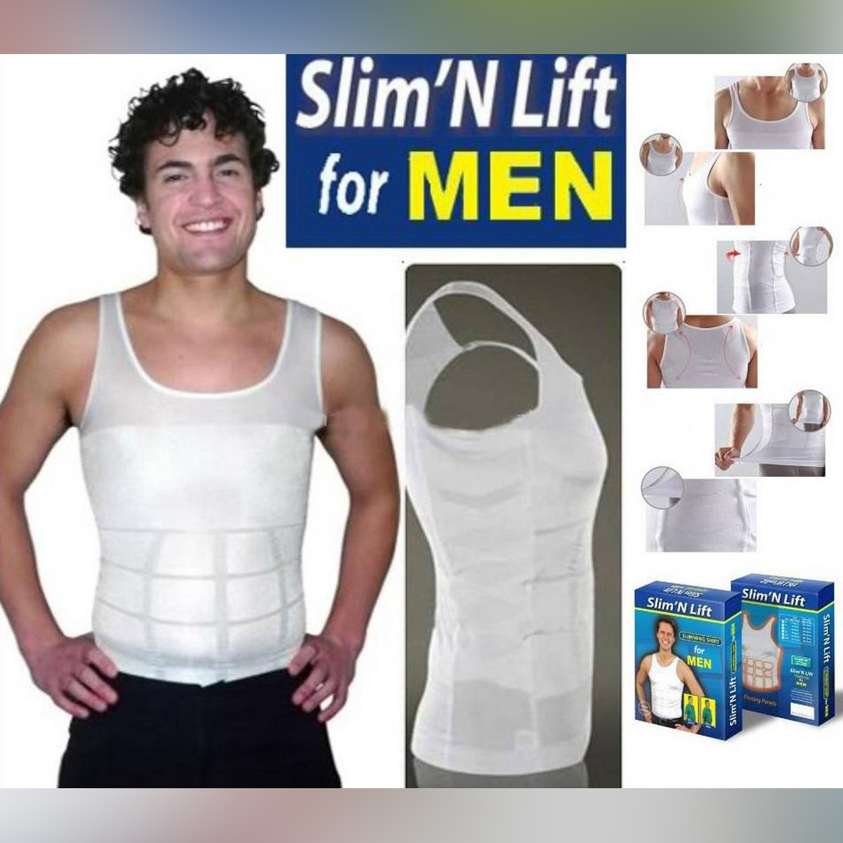 NEW Perfect Body Shaper For Men