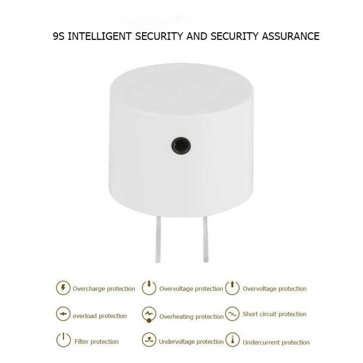 Bluetooth Speaker Receiver V4.2 Audio Adapter AC Charger 110V-240V US Plug