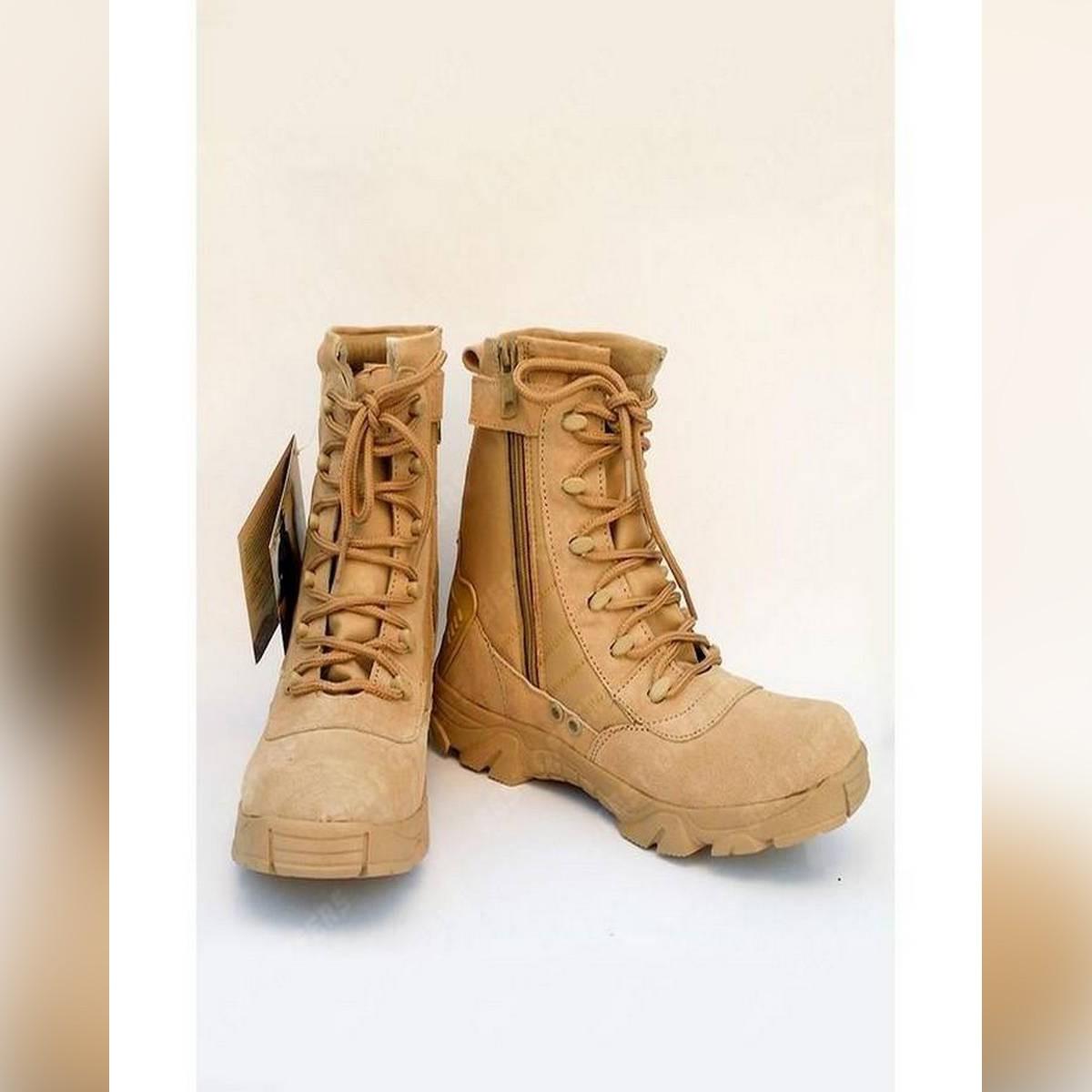 Long Rough & Tough Boots For Men